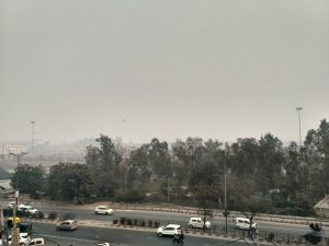 air quality in delhi