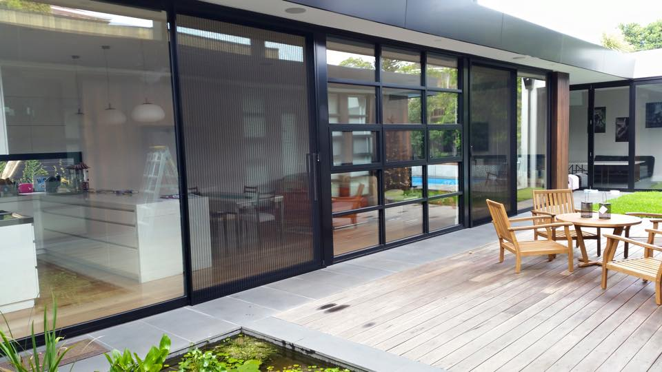 Retractable Insect Screen Solutions For Doors Windows